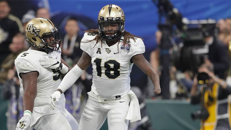 cff5ecd23 Shaquem Griffin being selected by Seahawks in 2018 NFL Draft gets strong  reaction