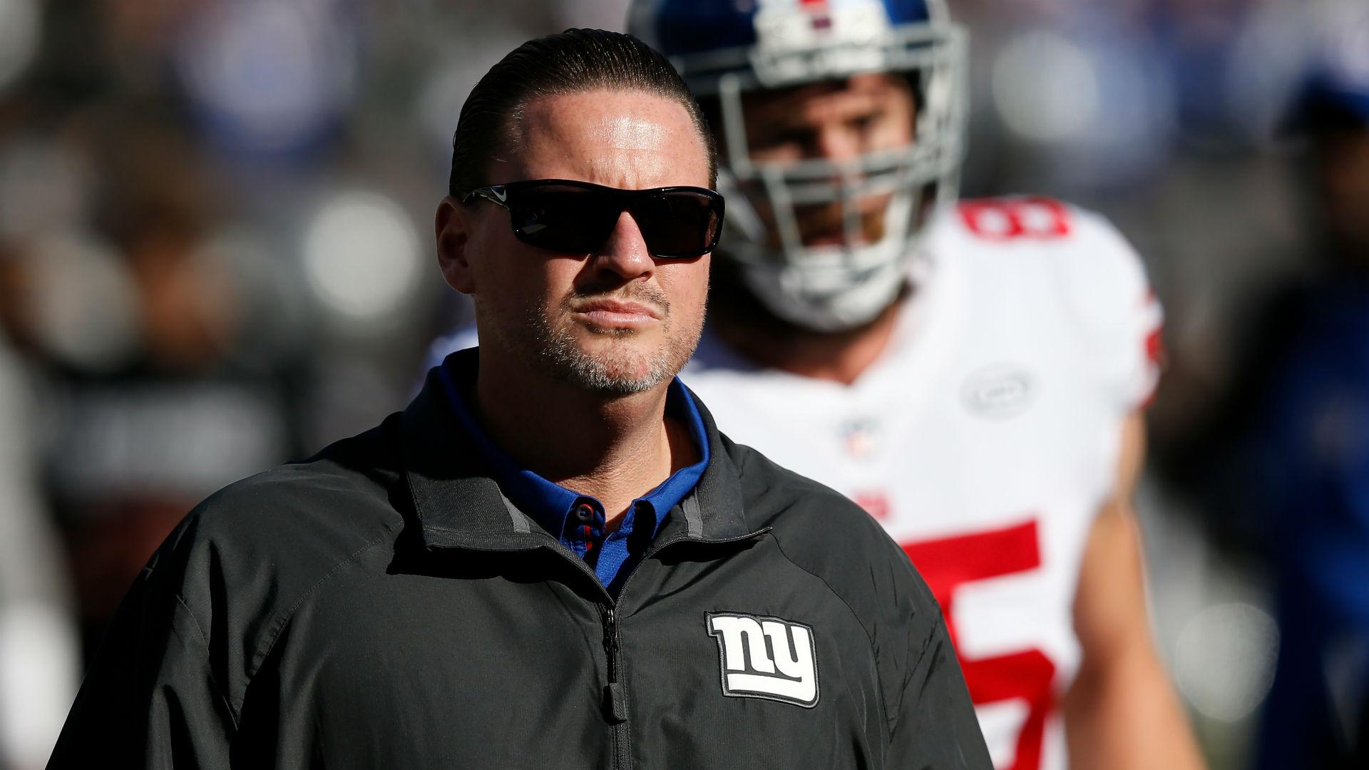 Giants fire Ben McAdoo and Jerry Reese, begin overhaul in New York