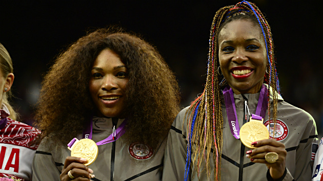 Serena Williams wins Rio opener; 1st match since Wimbledon