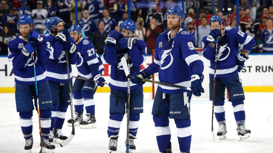 Steven Stamkos takes blame for Lightning s loss to Capitals   You feel like  you let your teammates down  a7efd2a031c