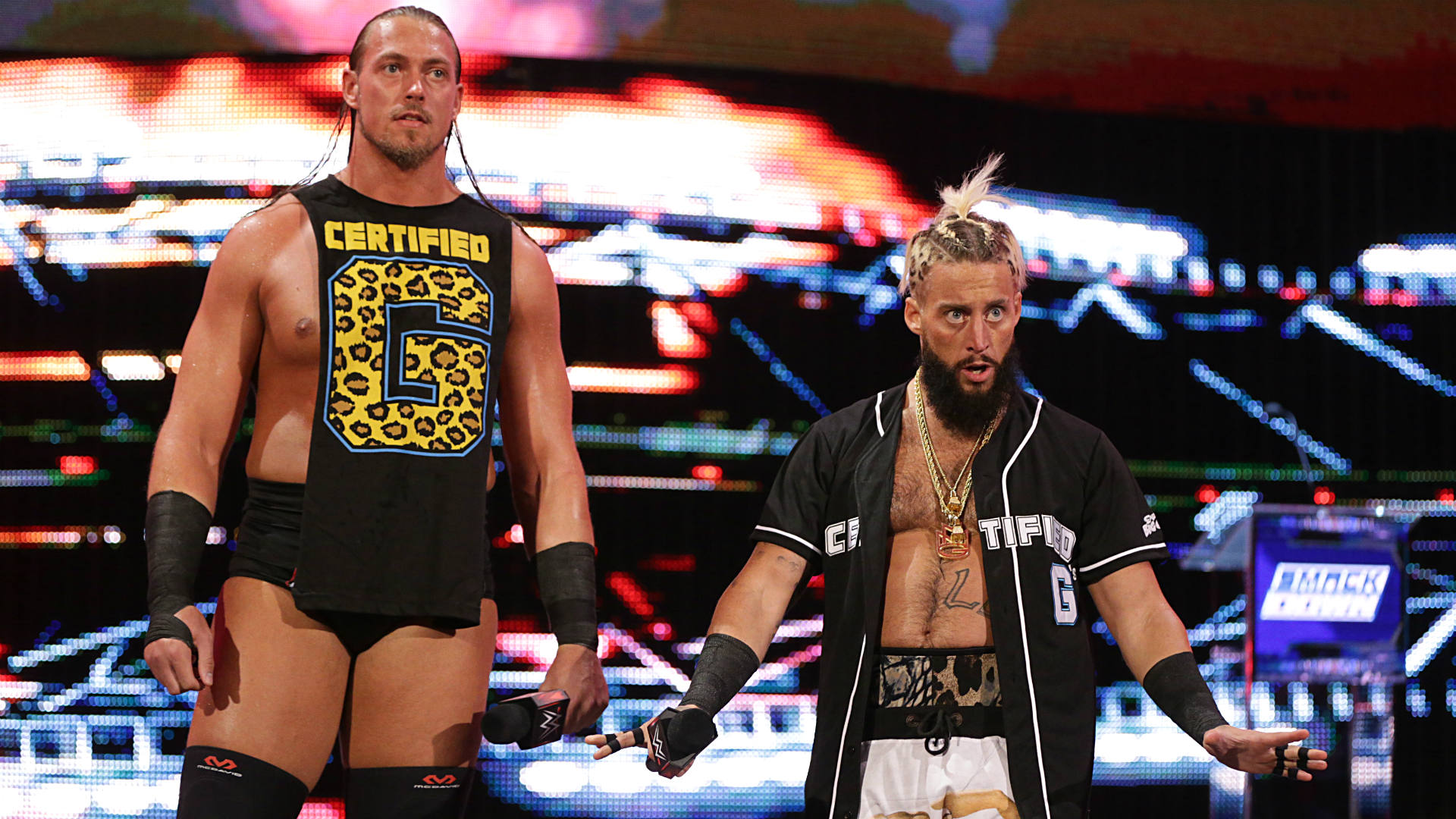 Enzo Amore & Big Cass' Ring of Honor Invasion Is 'A Work'
