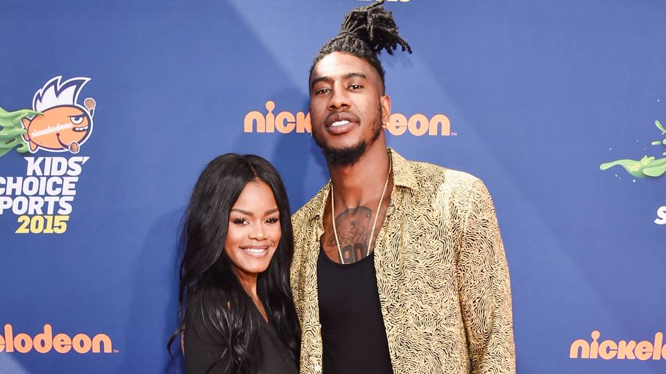 Iman Shumpert And Teyana Taylor Are Naming Their Unborn Daughter