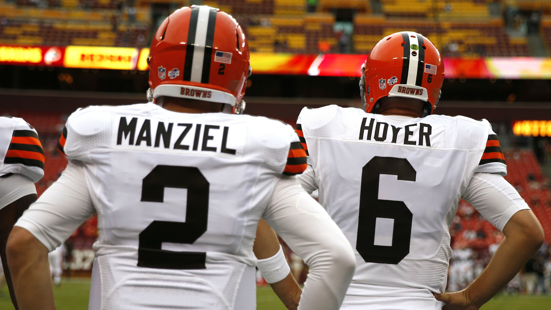 Fantasy owners should be pleased with Brian Hoyer as the starter