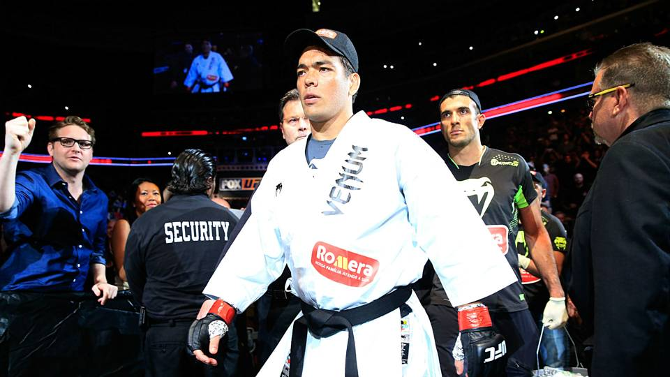 Lyoto Machida says being in Bellator makes him feel at 'home'