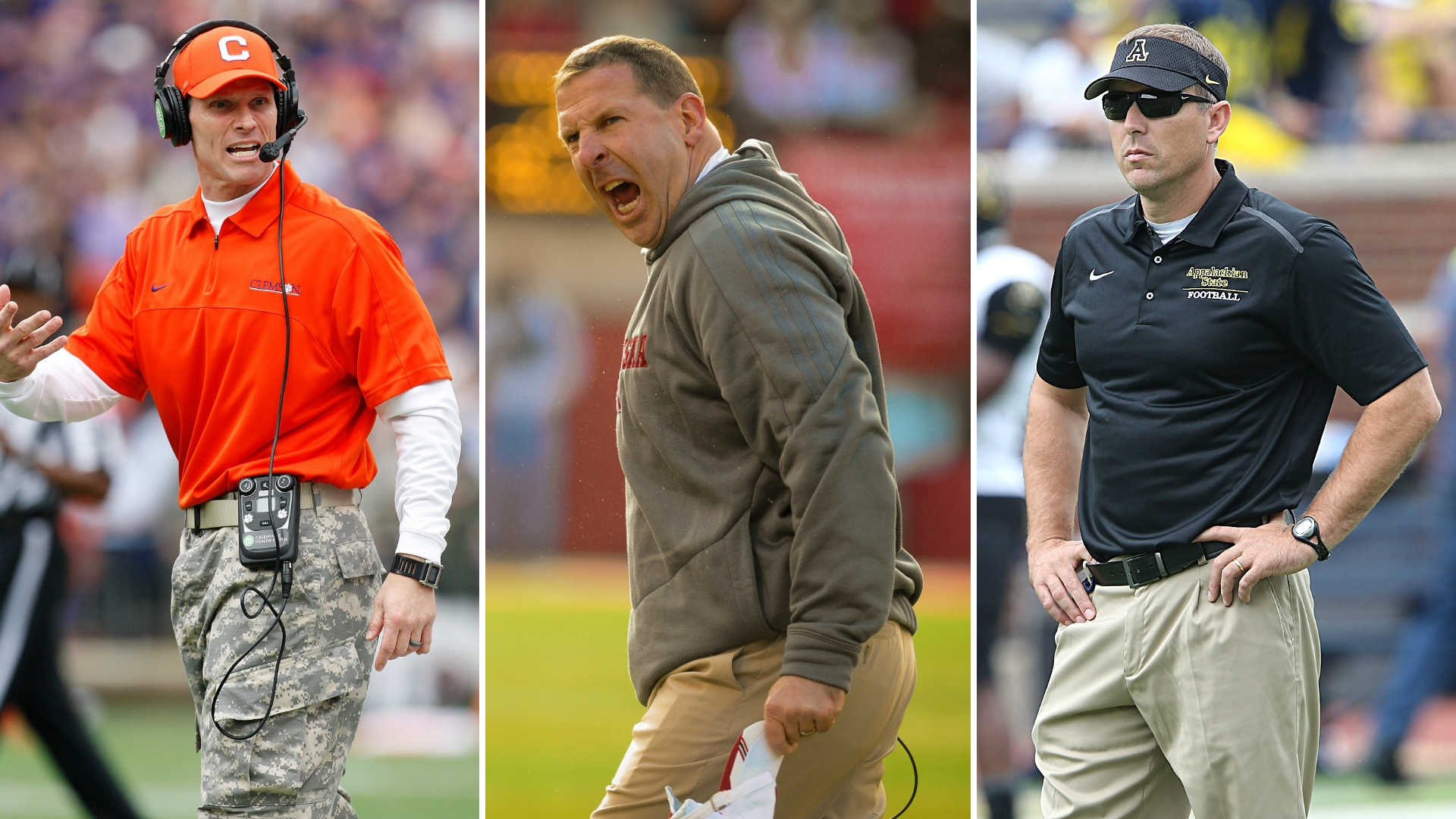 Brent-venables-bo-pelini-scott-satterfield-072117-getty-ftr_1b7ki6hewfi2z1xa9gereo38mm