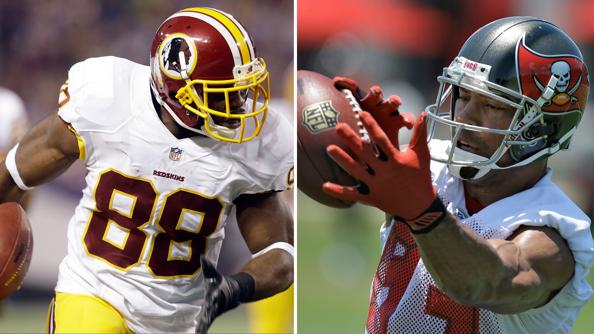 The Decider: Vincent Jackson vs. Pierre Garcon