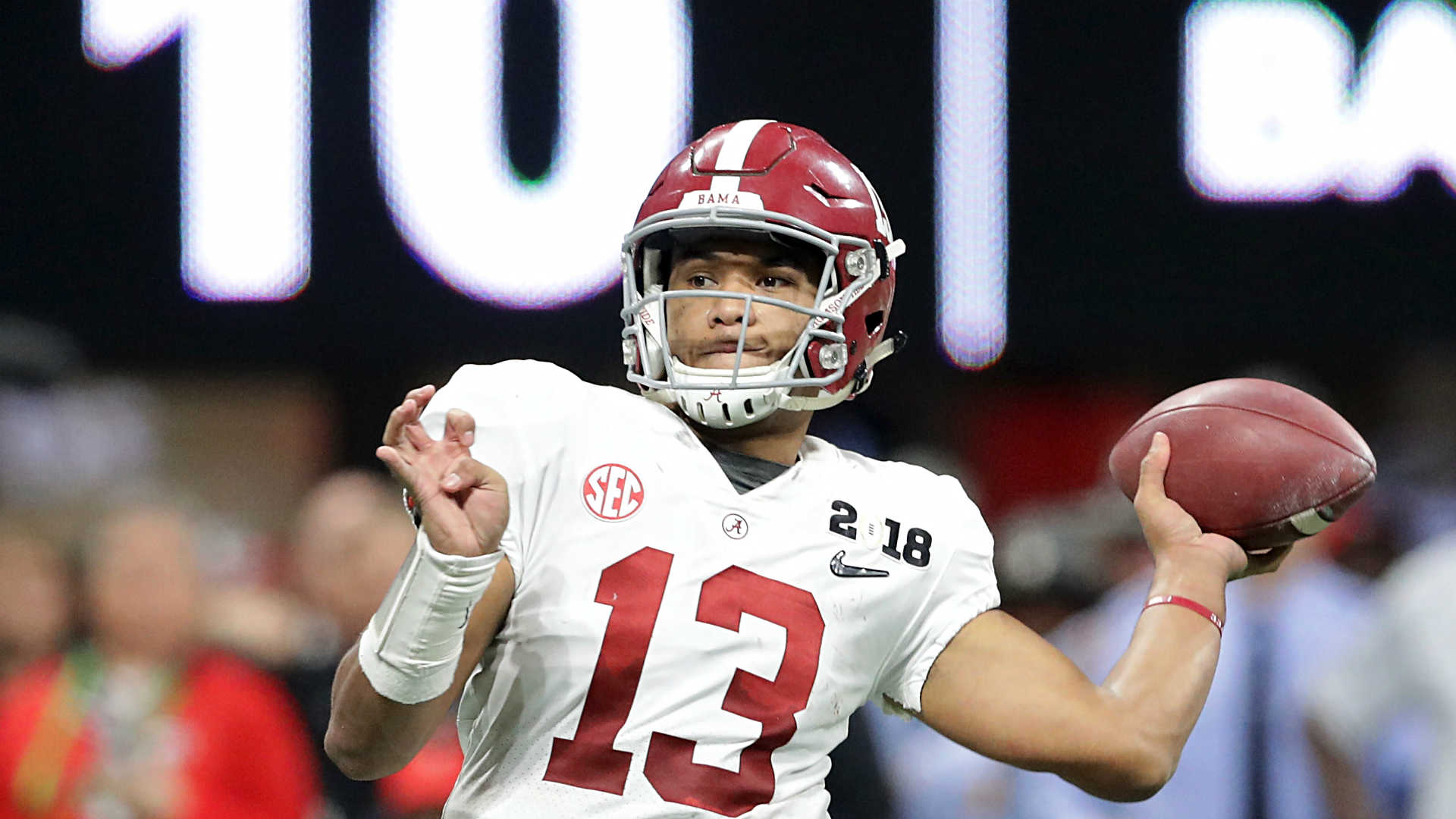 Tide was in danger of losing Tagovailoa, former OC Kiffin says