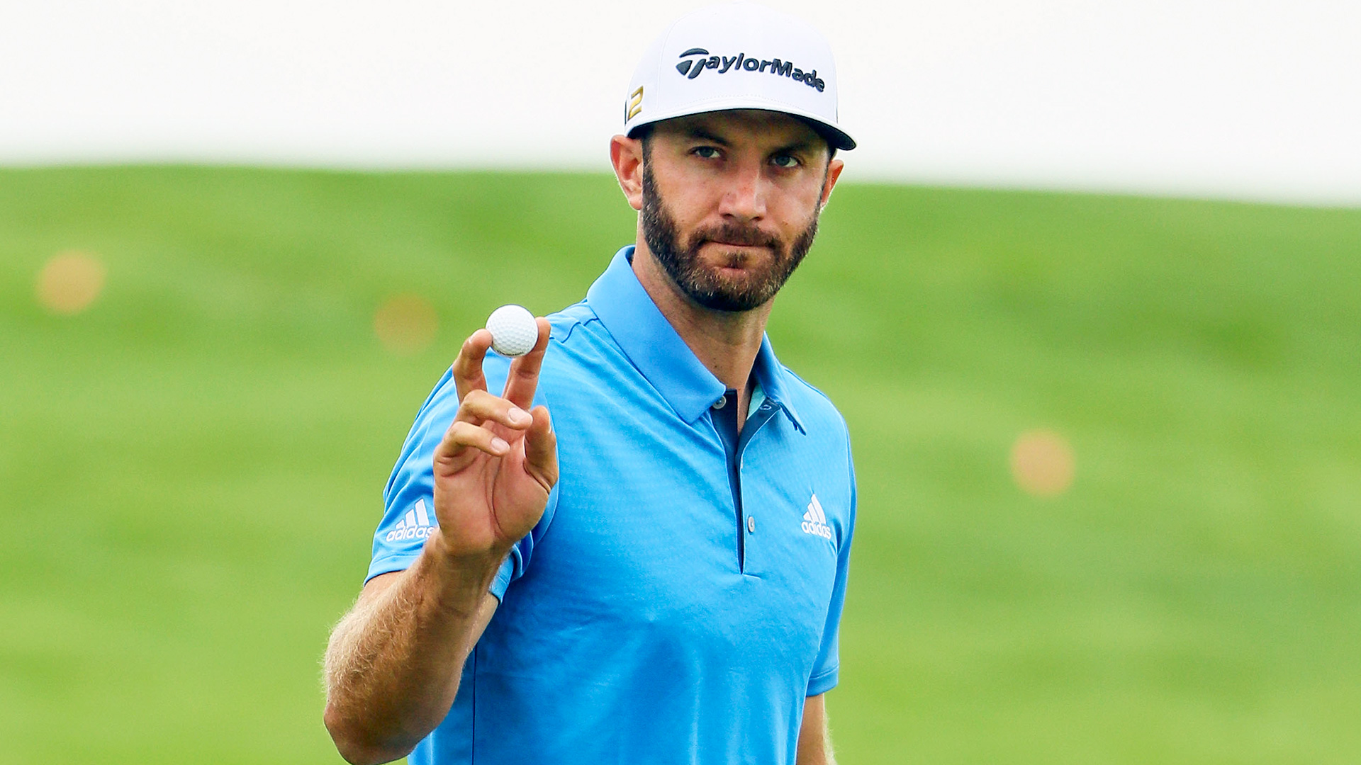 Dustin Johnson not one to dwell on past U.S. Open failures  100f3e8177a
