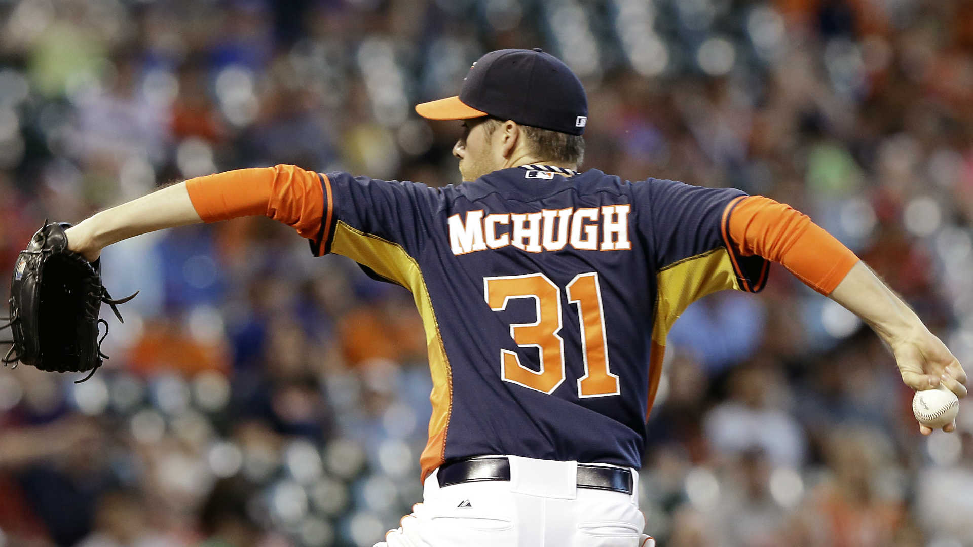 Waiver Report: Callin' McWho? Astros hurler among top pickups