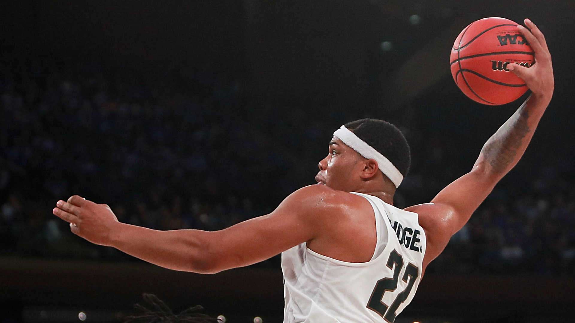 For Miles Bridges, return to Michigan State was never in question - NCAA Basketball - Sporting News