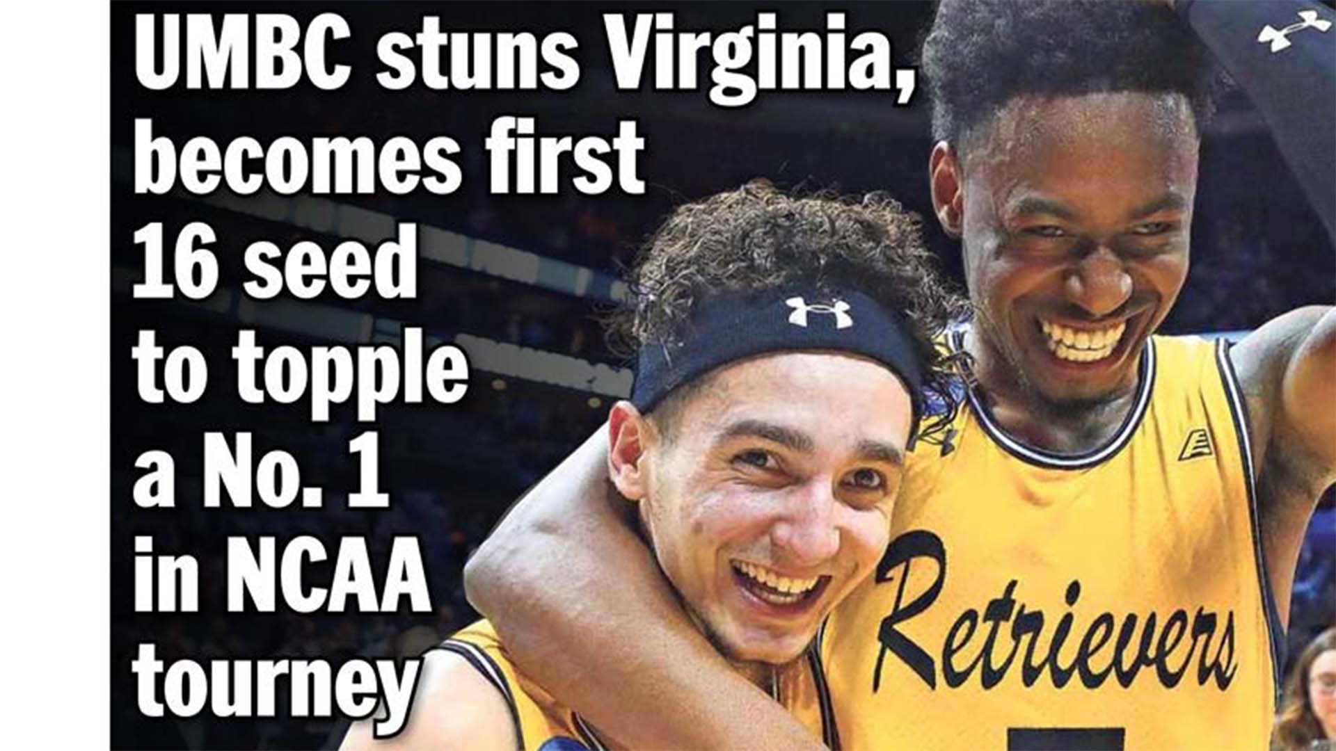 UMBC Upsets Virginia: Where is Maryland-Baltimore County?