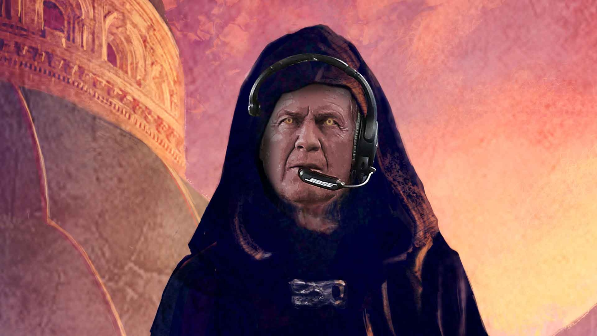 Image result for palpatine belichick