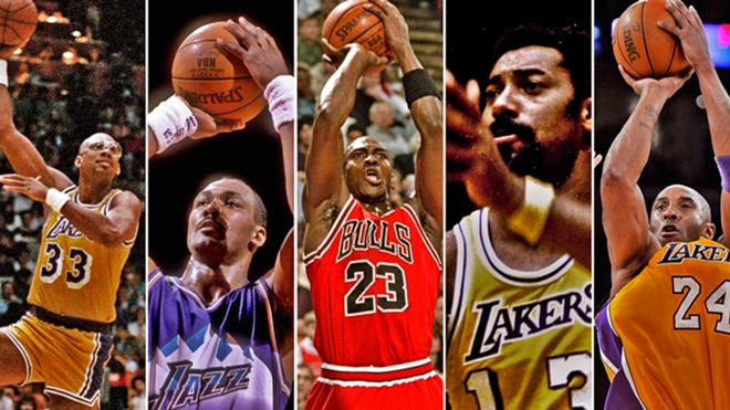 nba career scoring leaders sporting news
