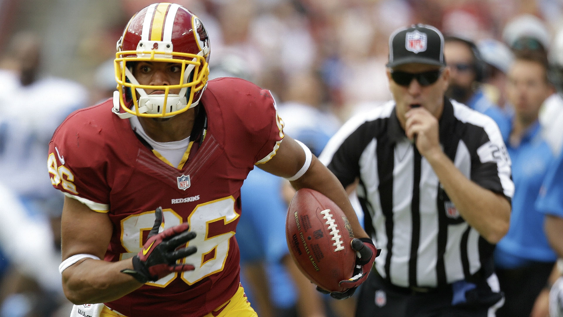 Redskins fantasy football sleeper: Looking for upside? 'Reed' on