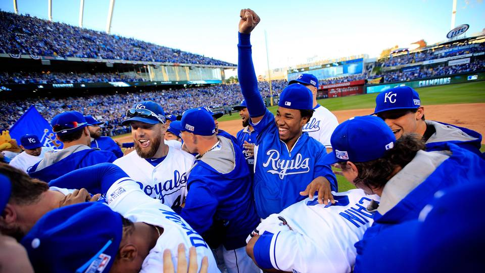 ALCS Royals Clinch Improbable World Series Berth With Sweep Of Orioles