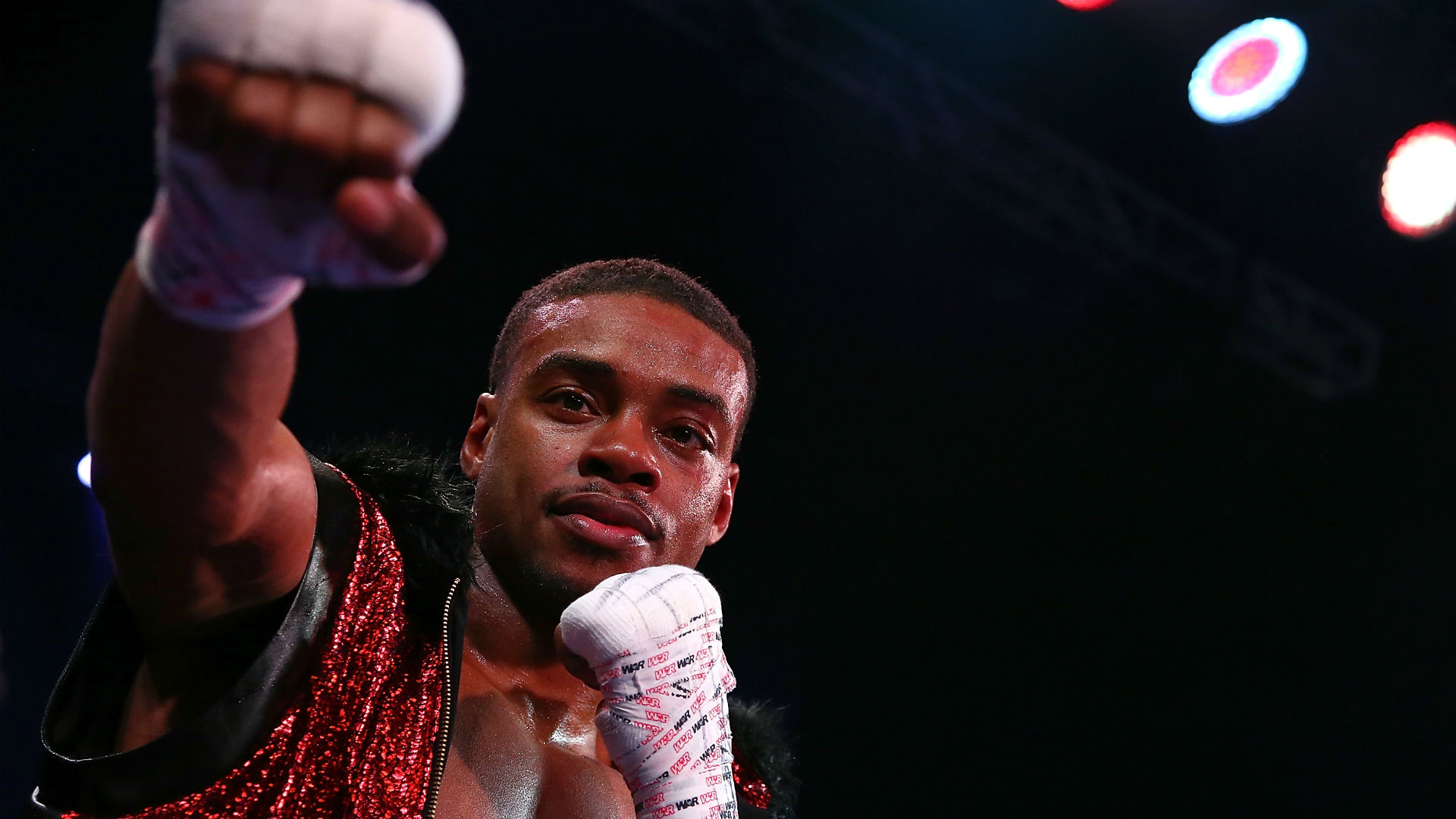 Errol Spence Jr.: The growing legend of boxing's disturbingly calm boogeyman