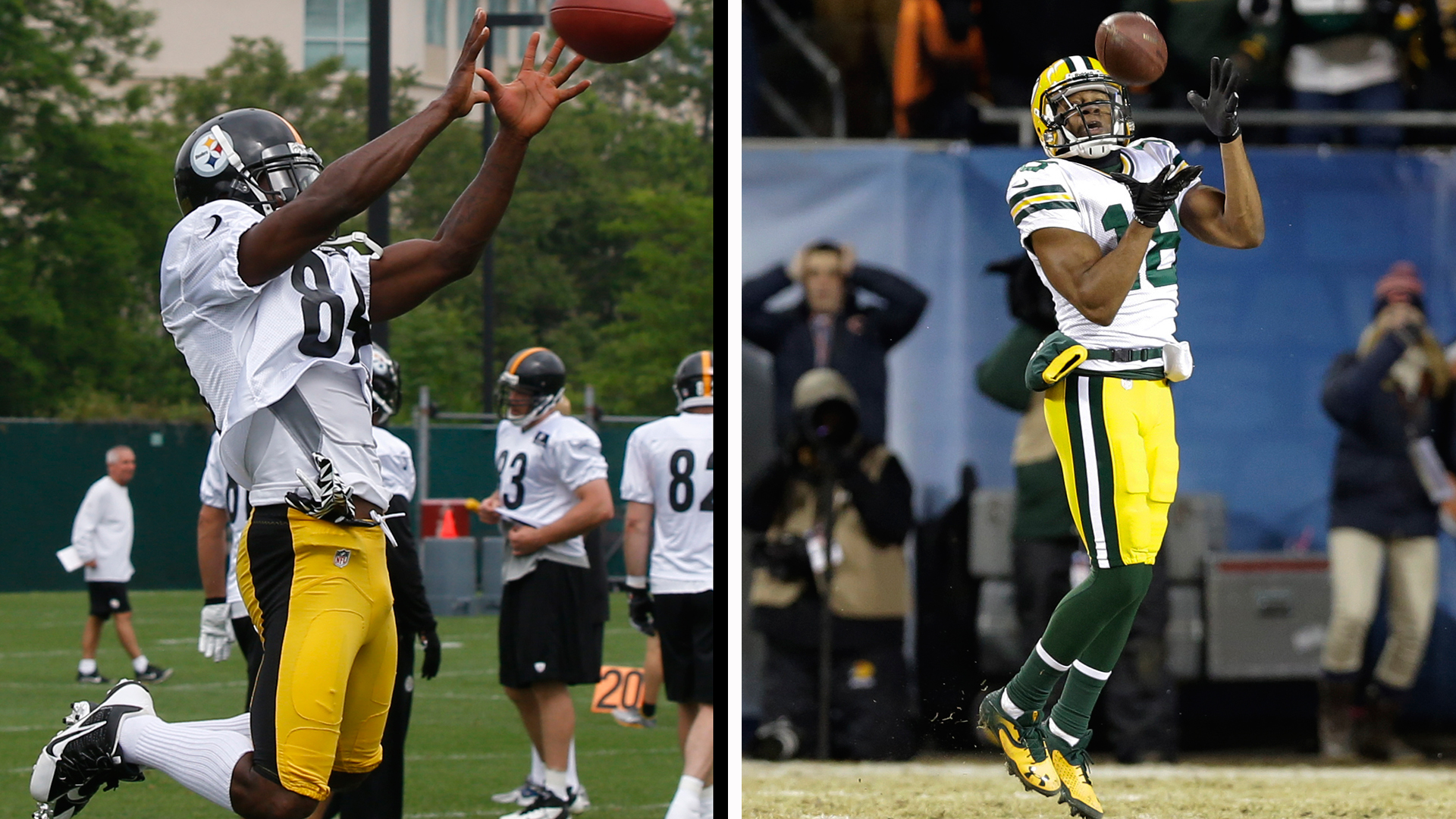 The Decider: Antonio Brown vs. Randall Cobb