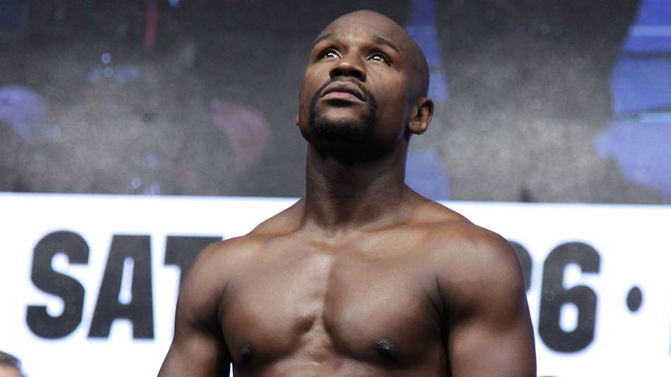 Image result for floyd mayweather tenshin