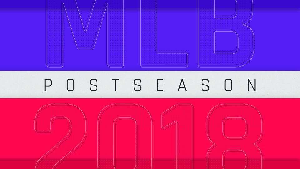 MLB playoffs schedule, scores, results, postseason bracket on road to 2018 World Series