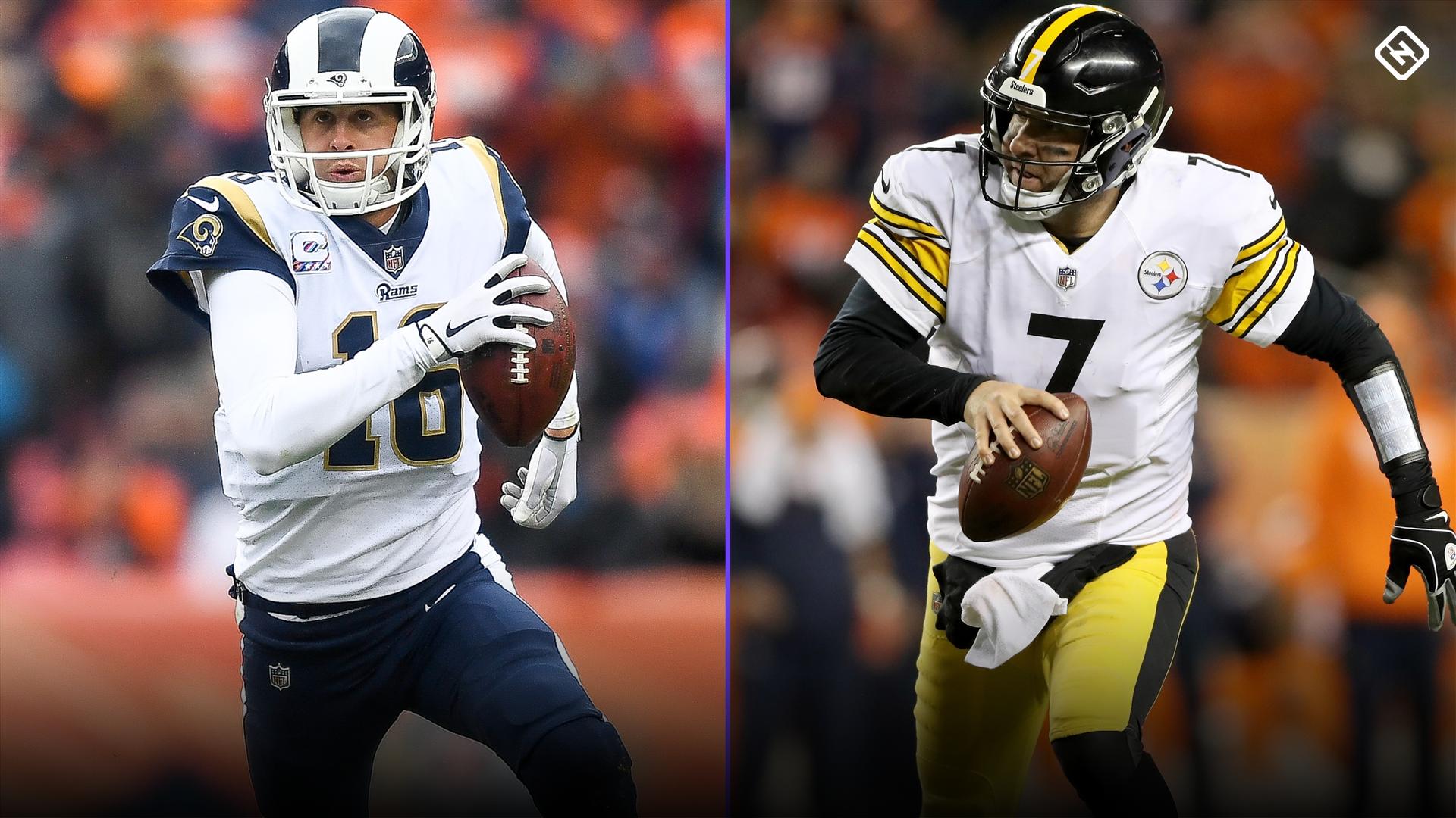 Fantasy Football Start 'Em Sit 'Em Week 13: Jared Goff goes off; Chargers-Steelers lets down
