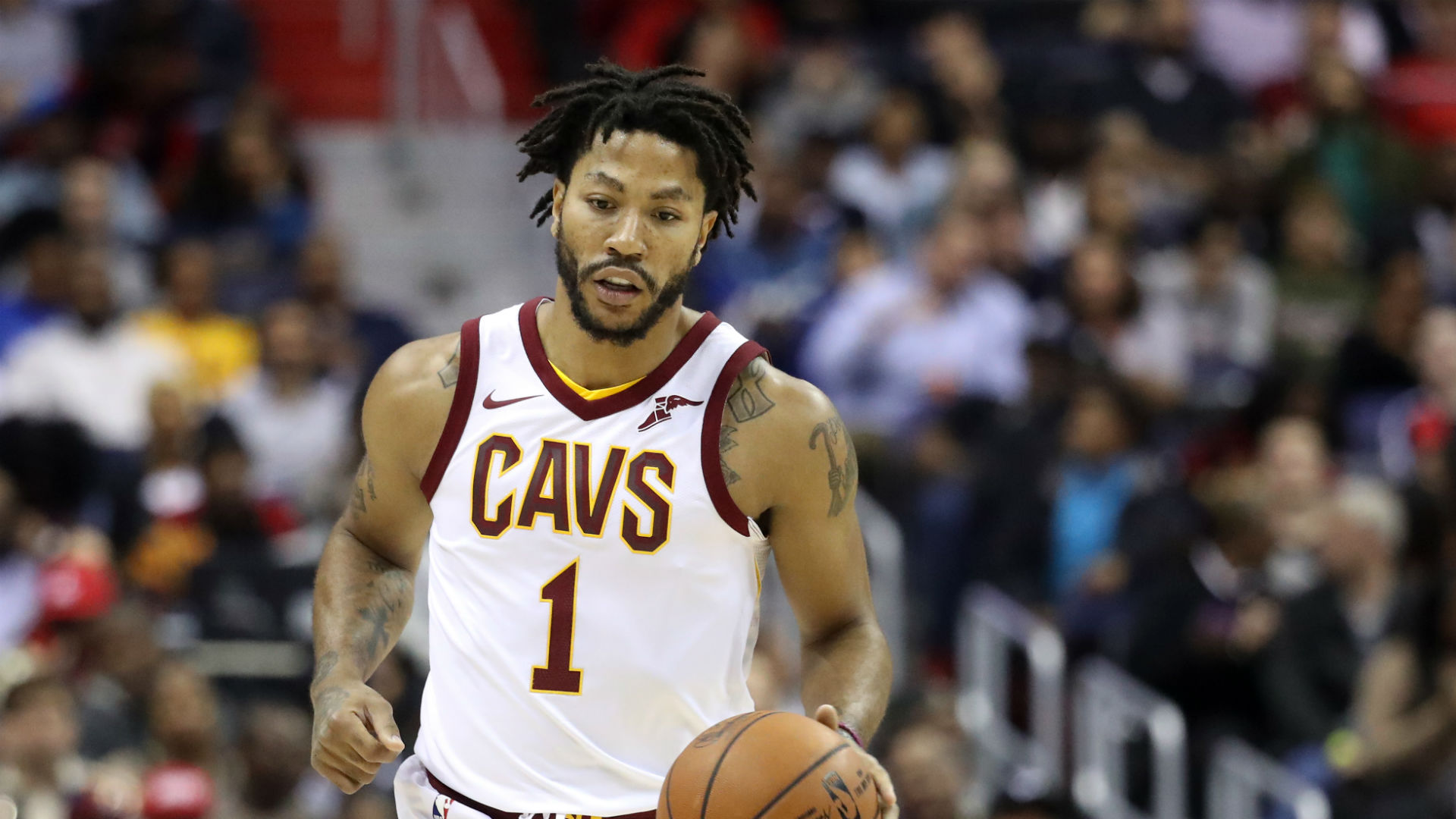 Derrick Rose is away from Cavaliers, evaluating his National Basketball Association future