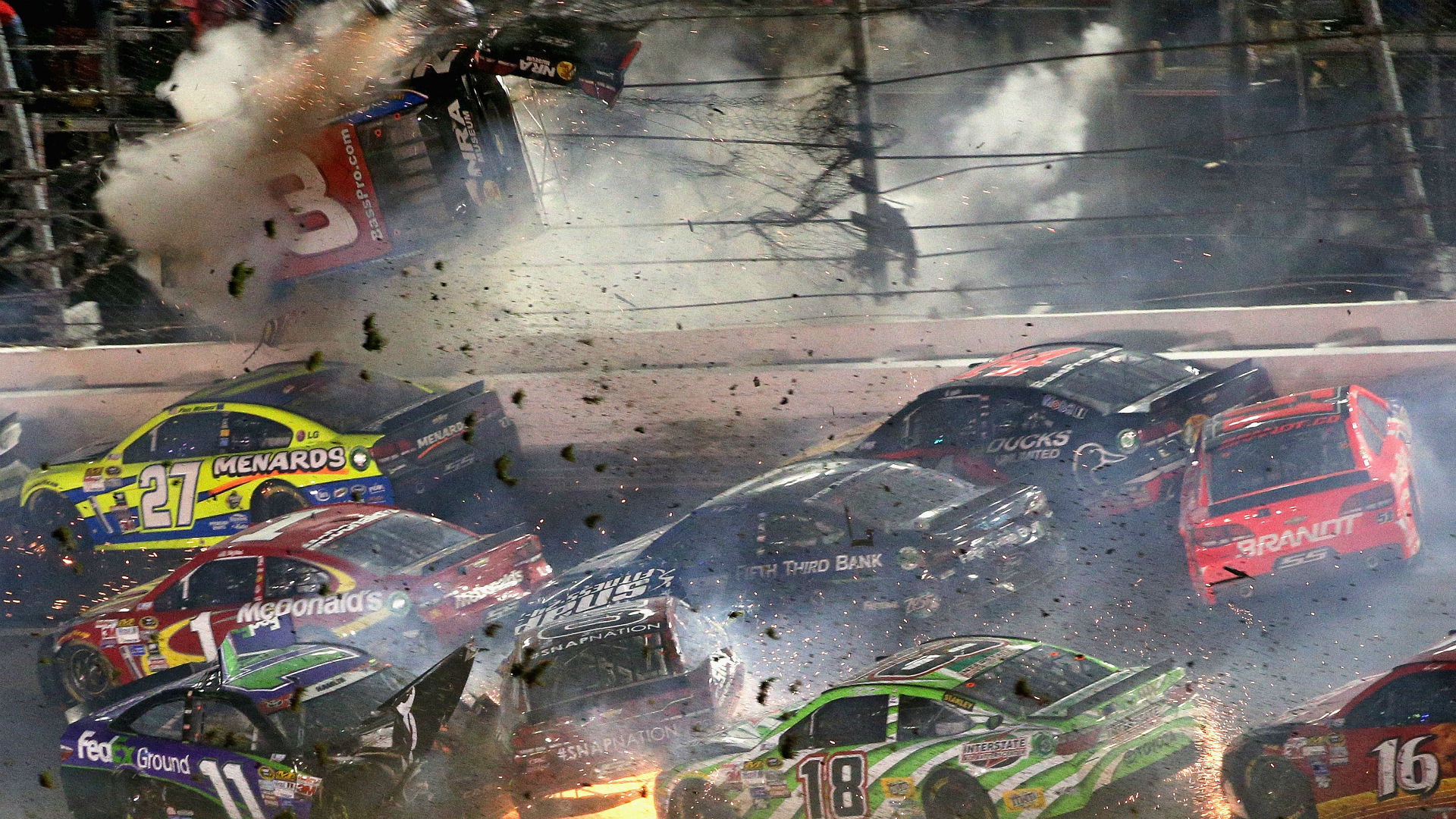 Austin Dillon anxious to return to racing after horrific crash
