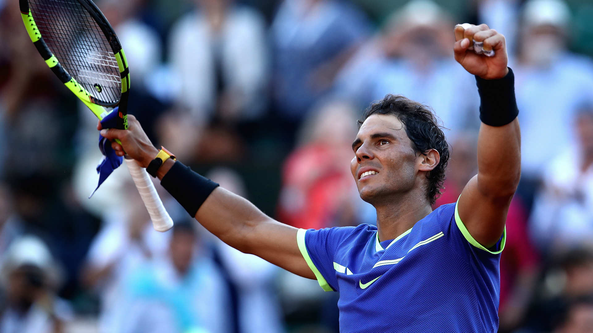 Rafael Nadal News: French Open 2017: Live Scores, Results For Halep Vs
