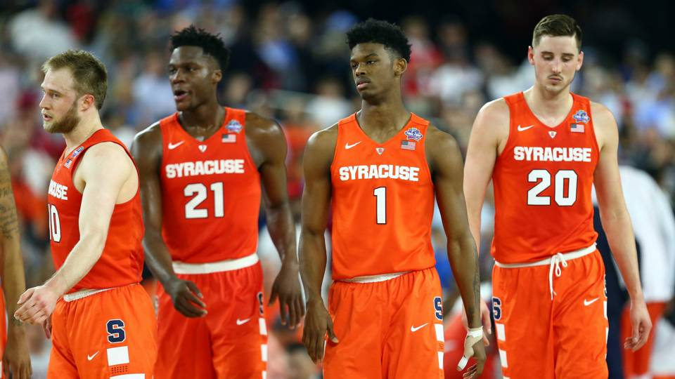Syracuse Ends Stunning Final Four Run With A Reality Check Worthy Of