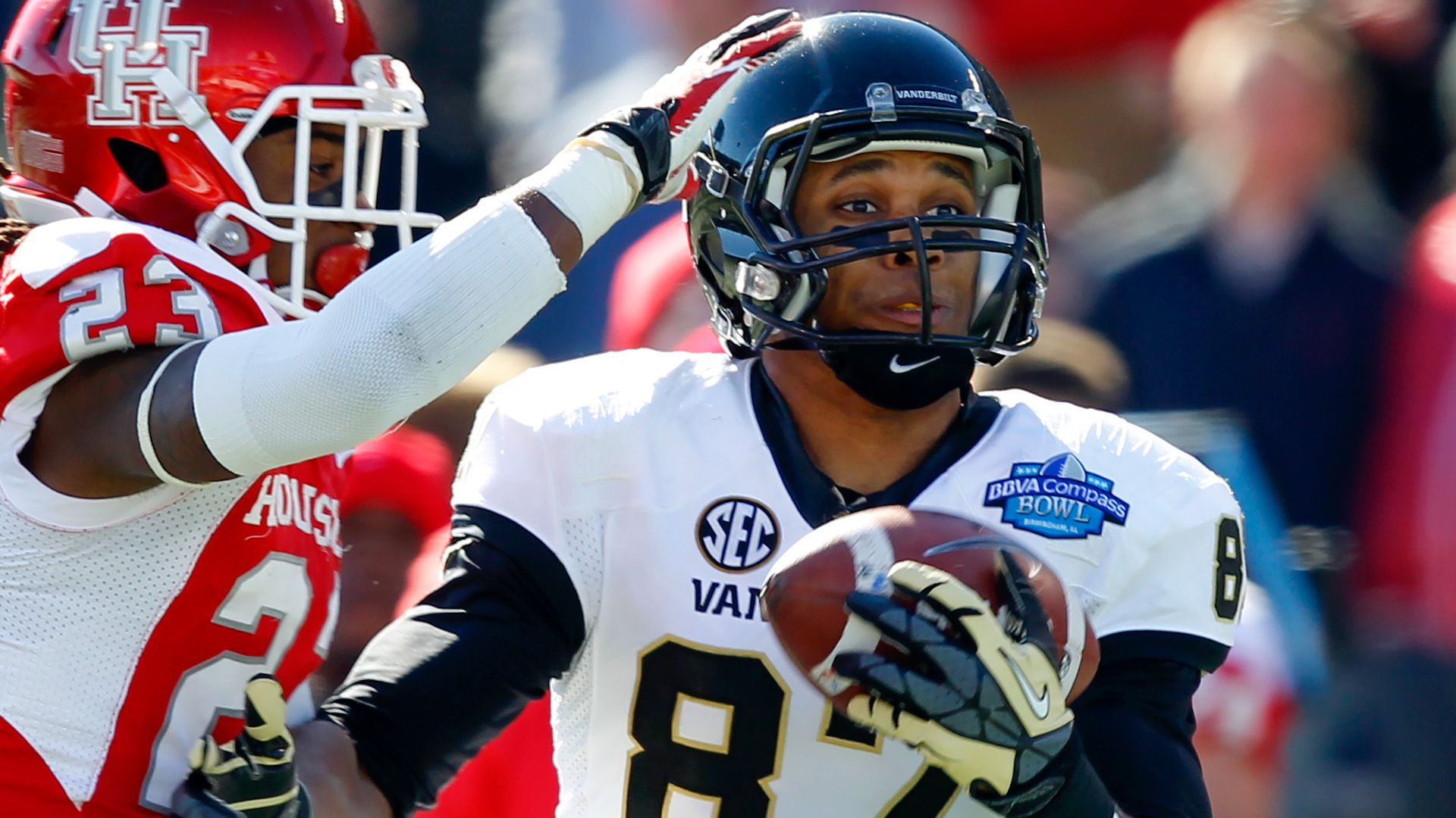 2014 NFL Draft -- Eagles select Jordan Matthews in second round