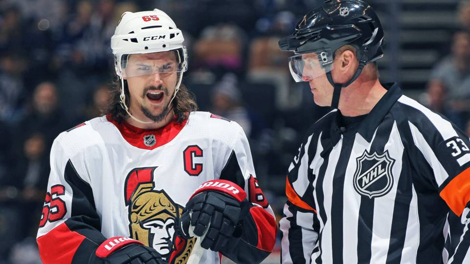 NHL Rumor Roundup: Erik Karlsson trade, never close, loses steam with talks on hiatus