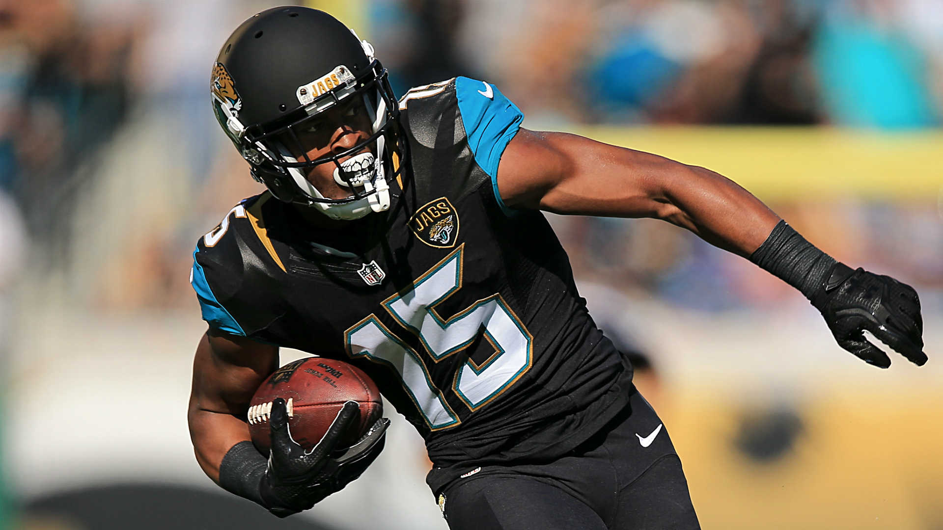 Allen Robinson Reportedly Won't Receive Franchise or Transition Tag from Jaguars
