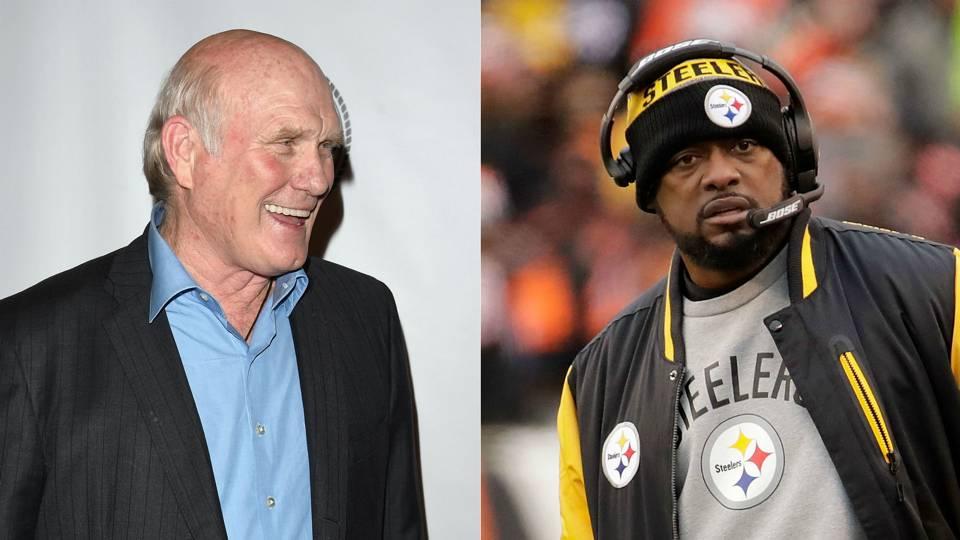 Terry Bradshaw not a huge fan of Steelers' Mike Tomlin: 'He's a cheerleader guy' Bradshaw-tomlin-122316-getty-ftrjpg_1aovupty1ee4u1xfa6ri7m45rw