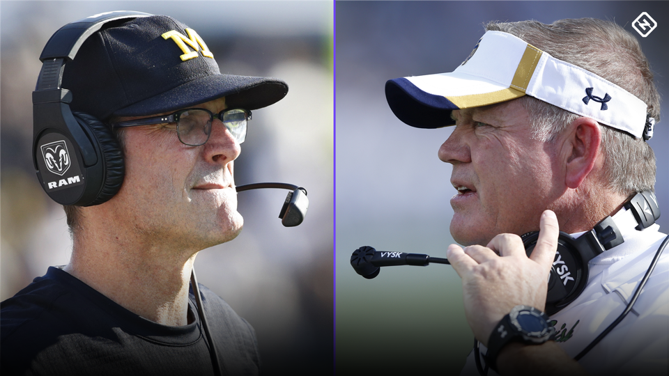 Jim Harbaugh-Brian Kelly-070818-GETTY-FTR