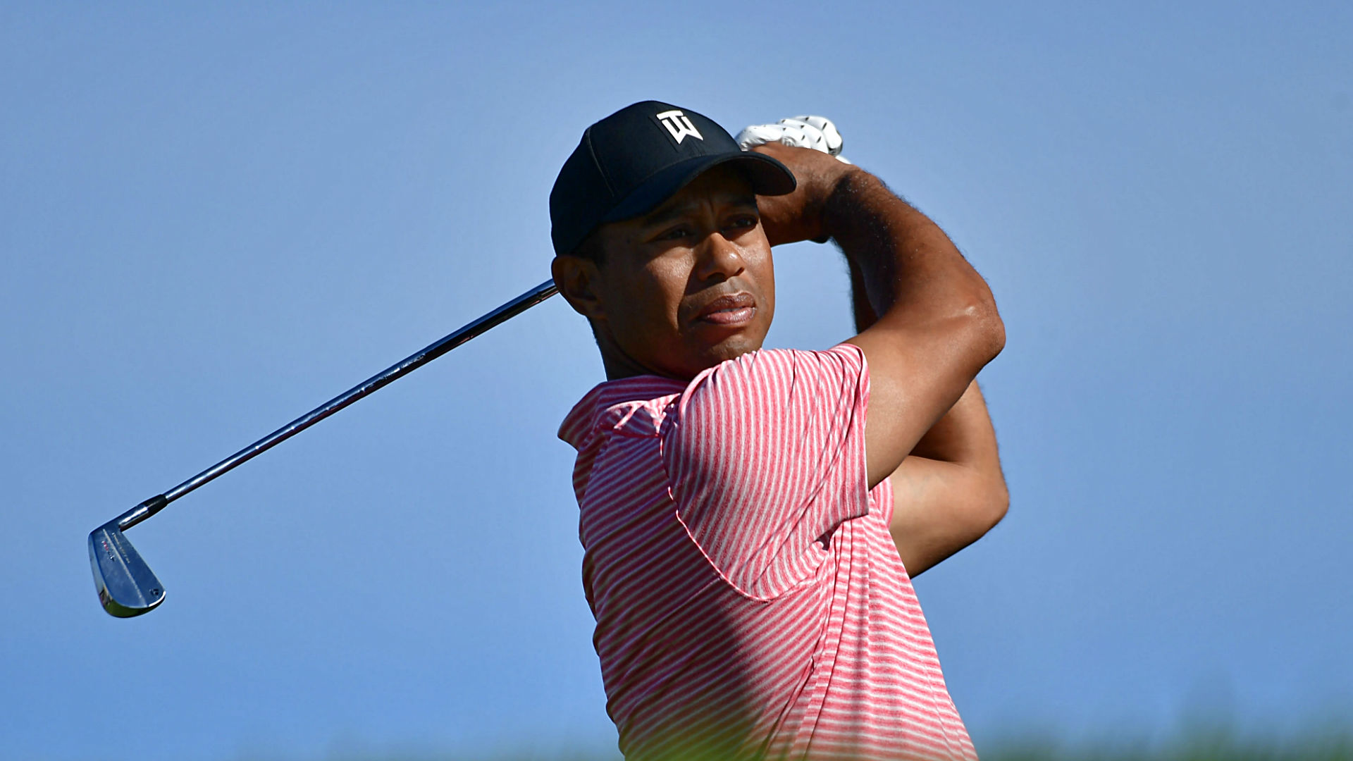 tiger woods u0026 39  score  results  round 4 highlights from