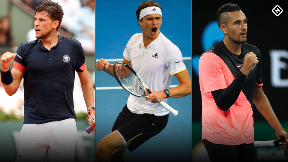 Seven players who could make up tennis' next 'Big Four'