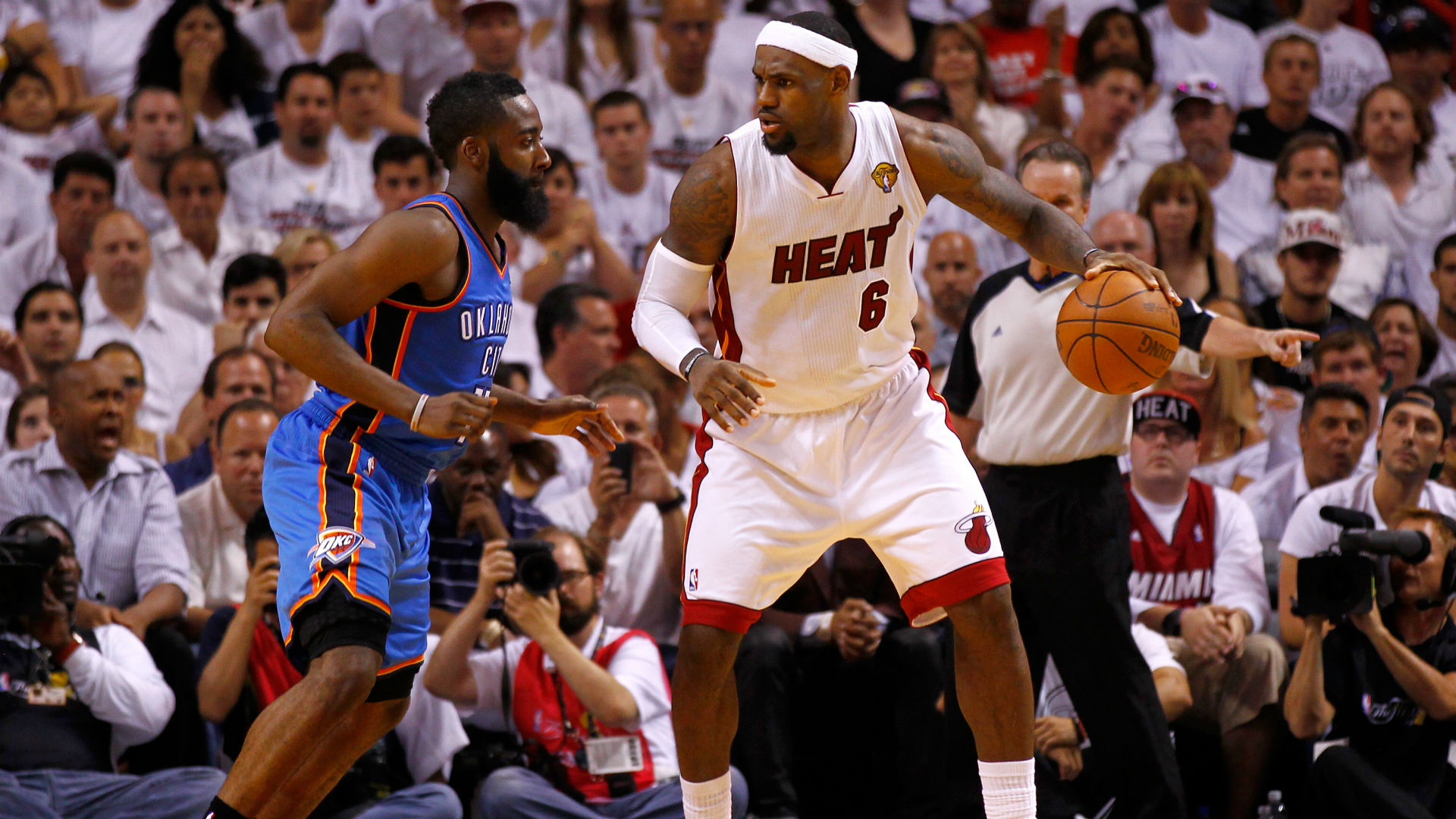 Reliving LeBron's greatest NBA Finals performances