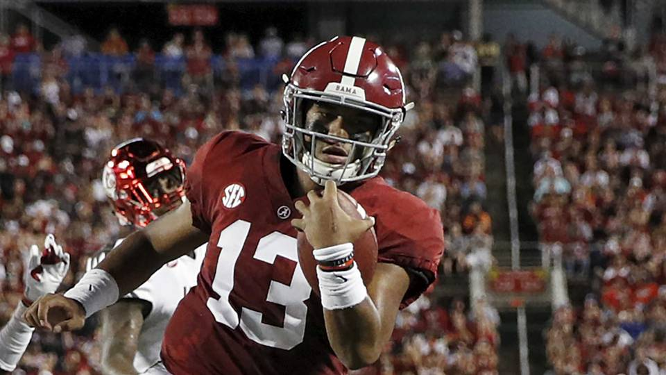 Tua Tagovailoa is answer to Alabama s so-called quarterback question ... 136aded8f