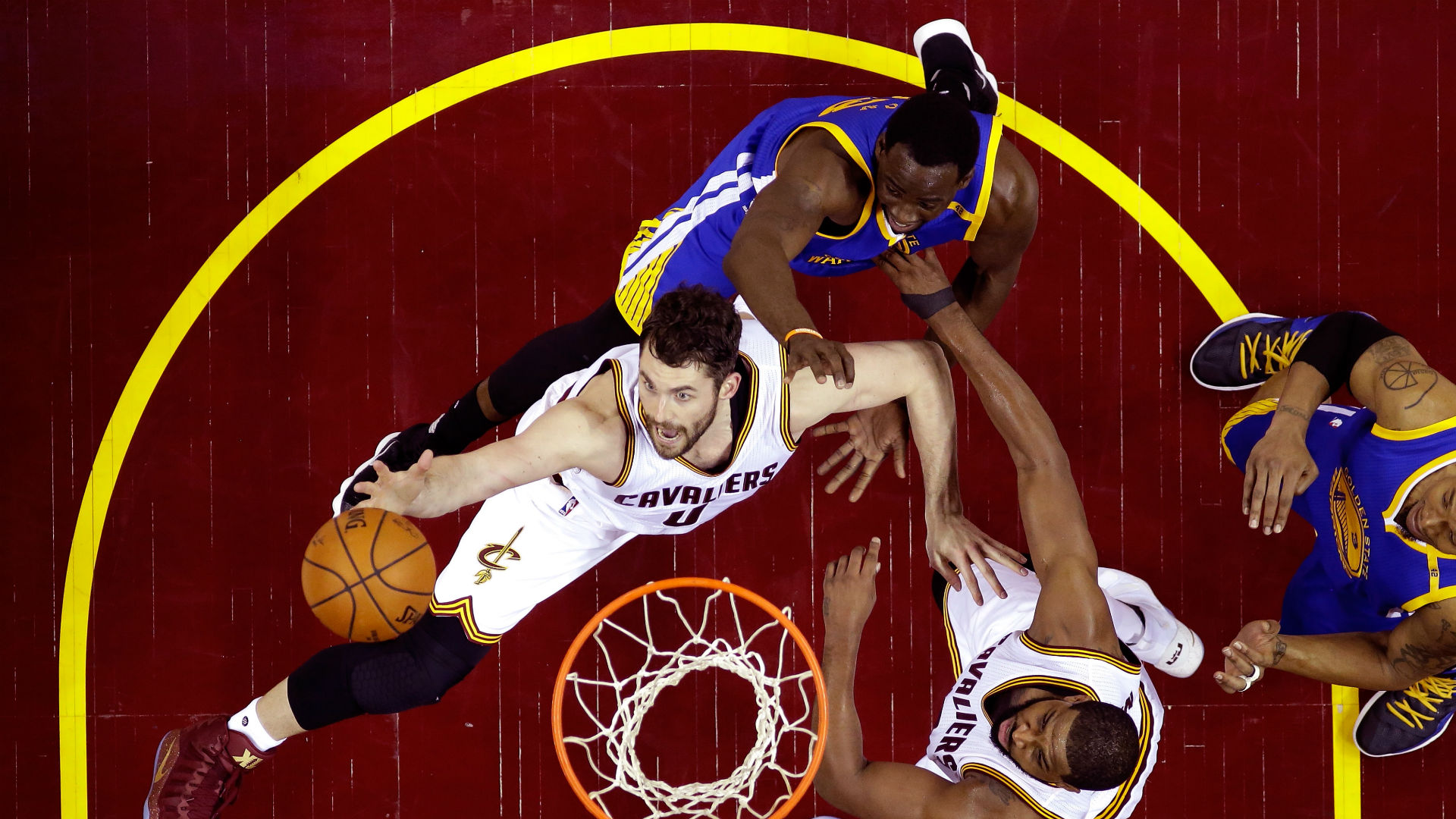 Cleveland Cavaliers Take A Win Against Warriors — Saturday Sports
