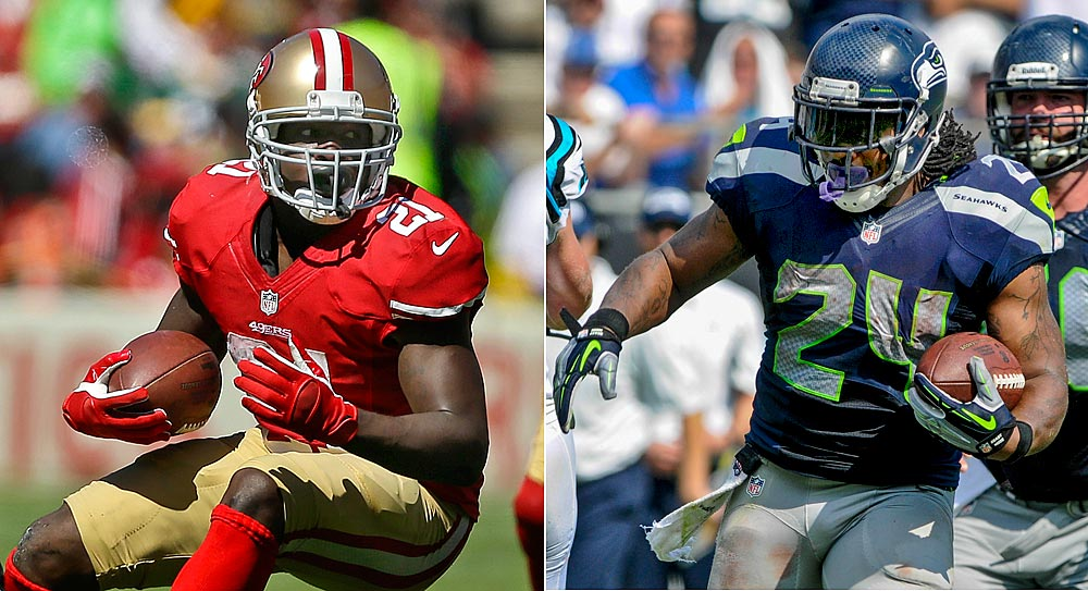 Week 2 Fantasy Football Matchup: 49ers at Seahawks
