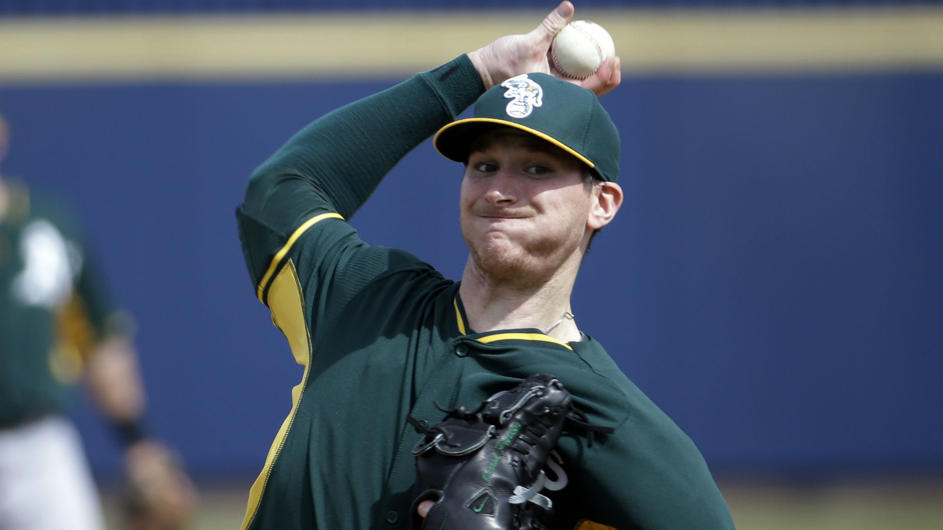 Has Oakland's ballpark turned the entire A's rotation into fantasy sleepers?