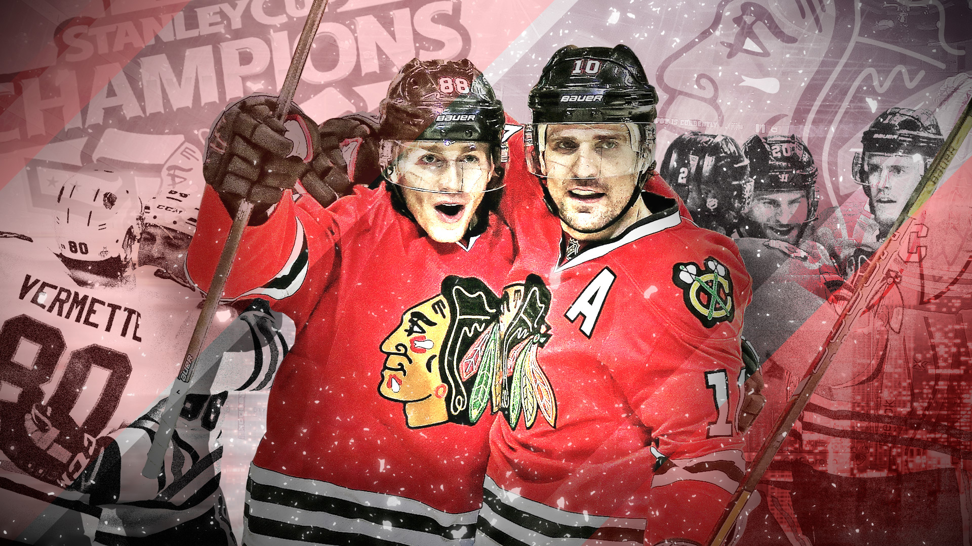 Blackhawks Wallpaper Stanley Cup 2015