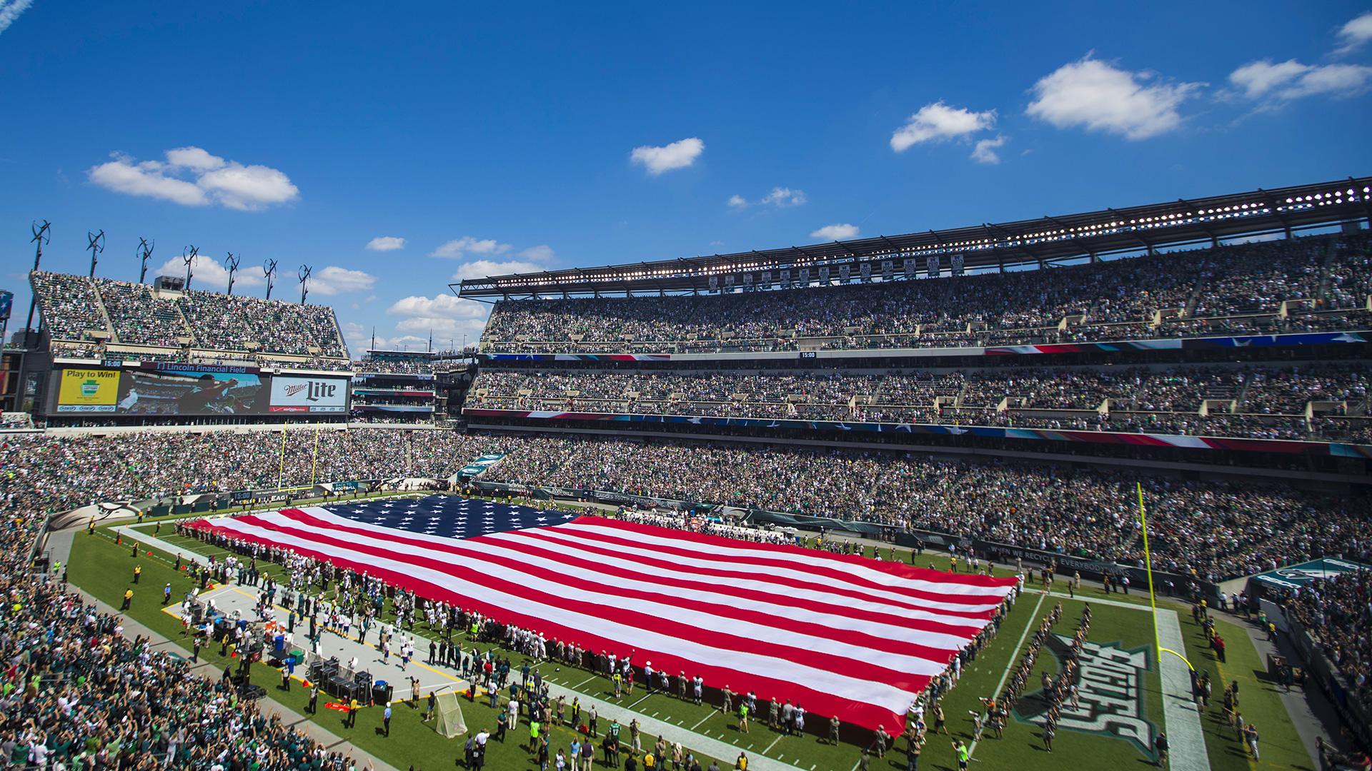 Ranking All 31 Nfl Stadiums Sporting News