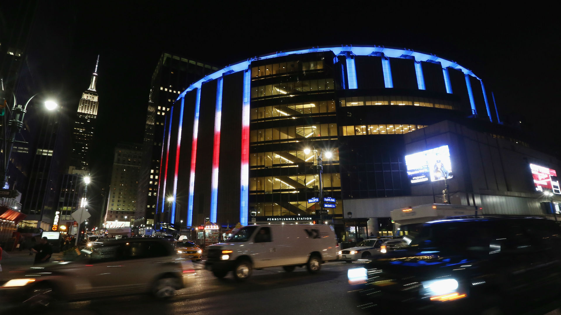 Madison Square Garden: Hockey, Hoops Doubleheader At Madison Square Garden In