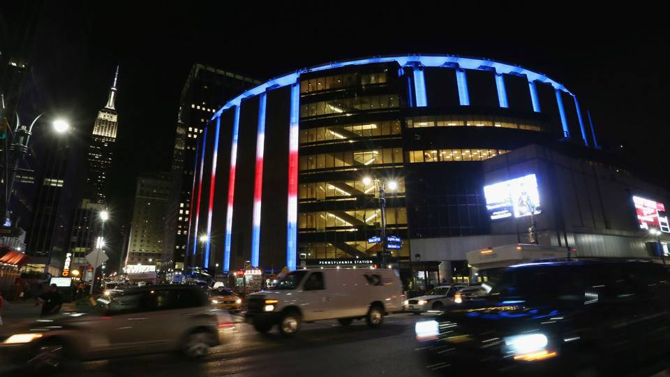 Ufc plans 2016 event at msg despite new york 39 s ban on mma - Madison square garden event schedule ...