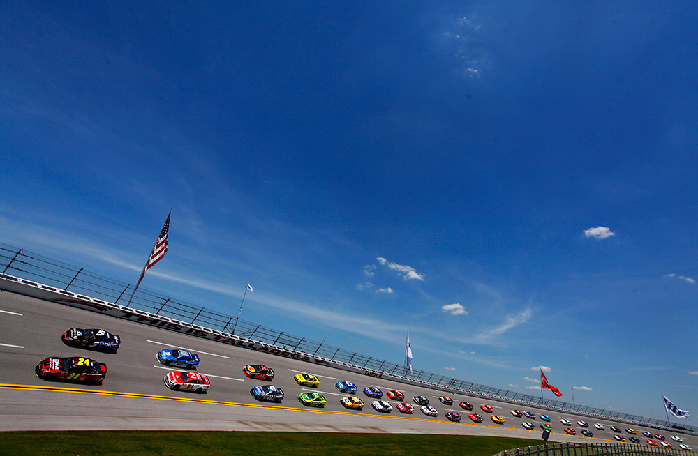 Must see photos from the GEICO 500