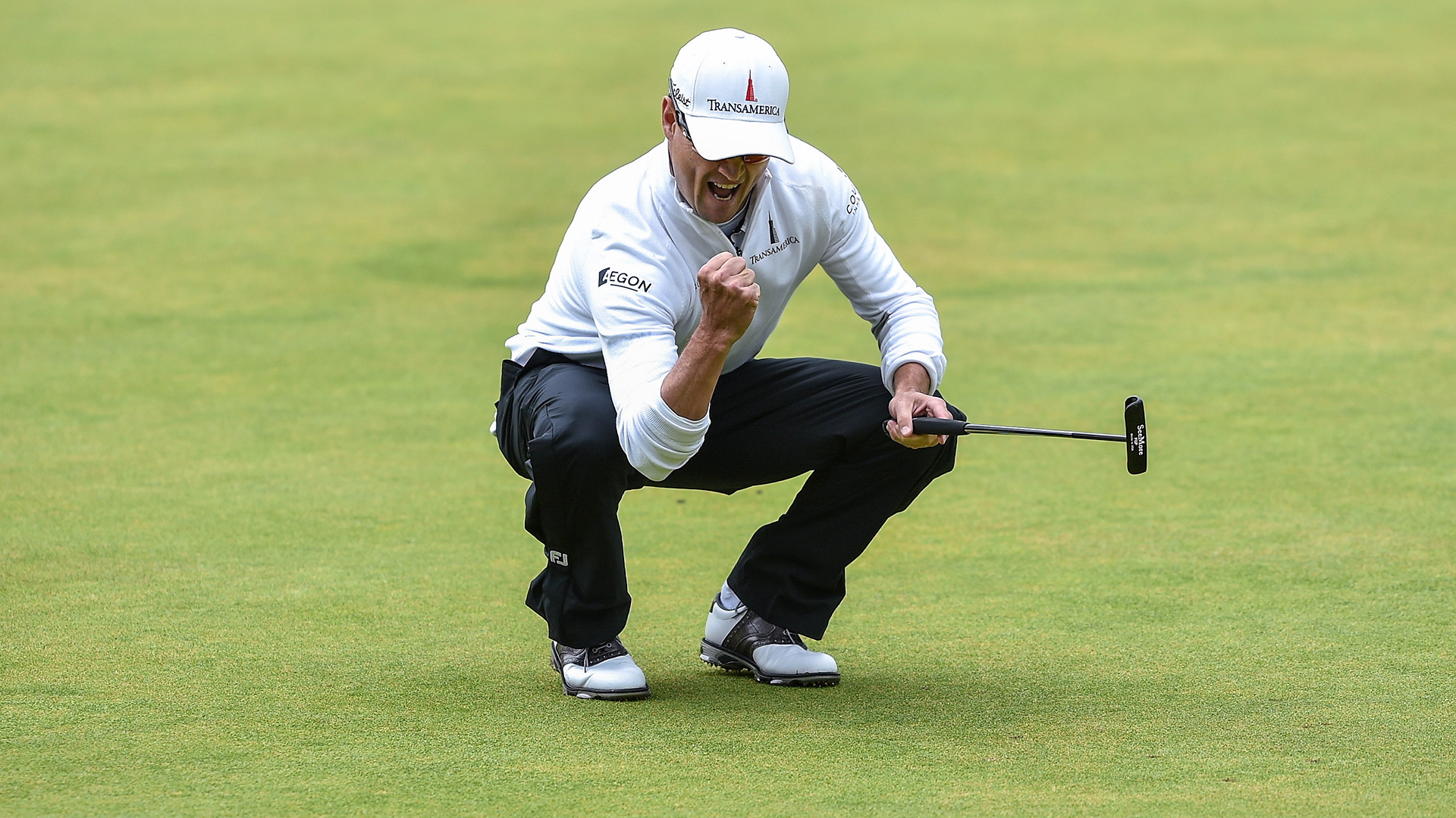 johnson fends off oosthuizen  leishman  wins british open