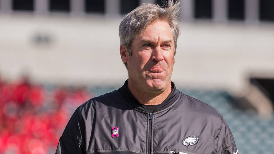 Doug Pederson Getty Ftr 960 Quality 70 Eagles Fans Began Turning Sunday Night