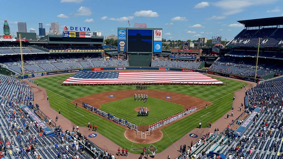 Pictures Of Turner Field 87