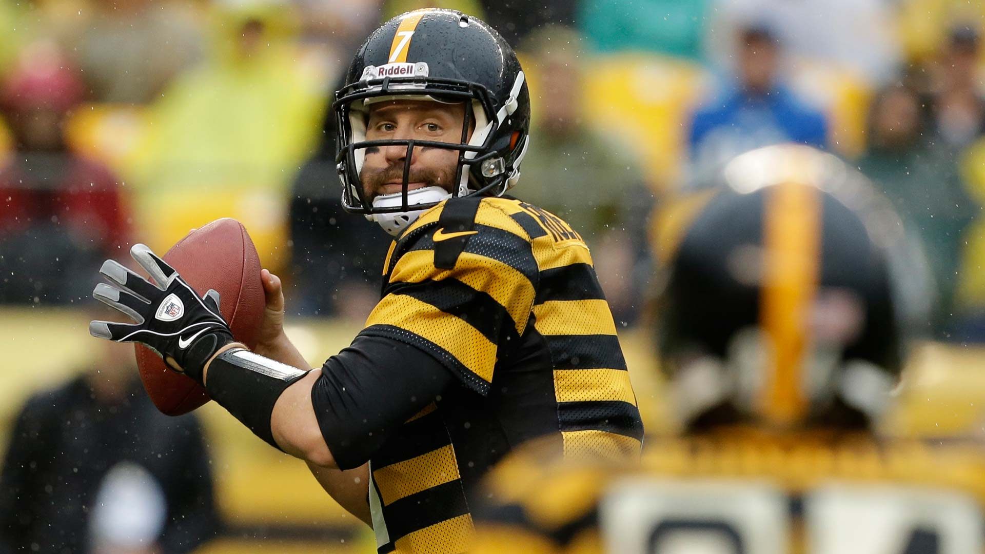 Week 11 fantasy football studs, duds: Roethlisberger strikes again