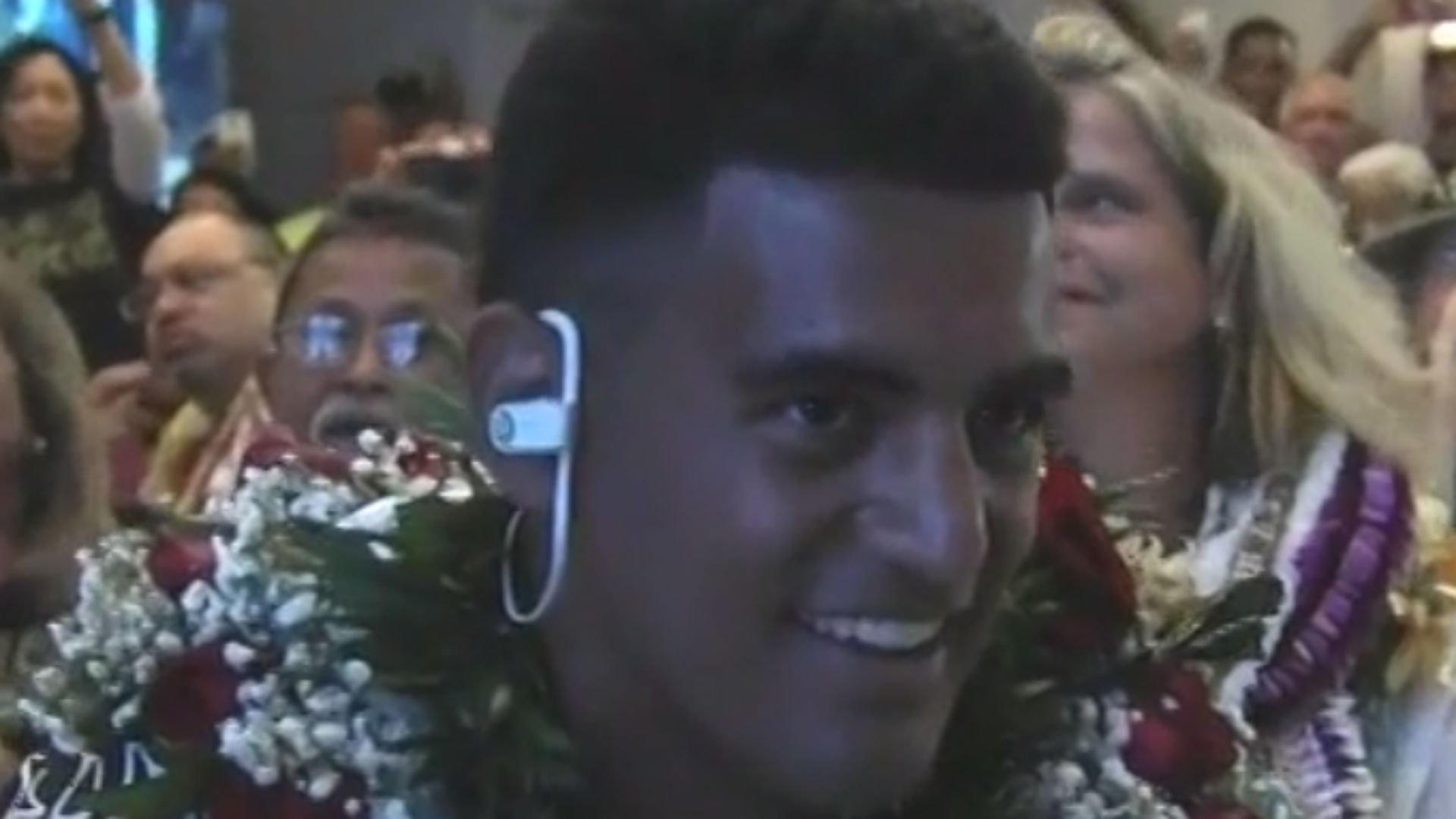 Roger Goodell apologized to Marcus Mariota for botching his name